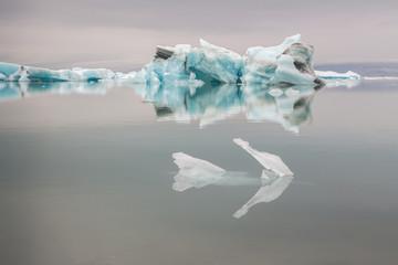 Reflet d'iceberg