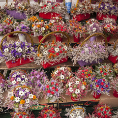 Dry Flower bouquets