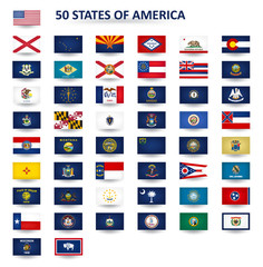 Fifty American States