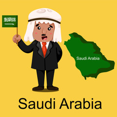 Illustrator of Saudi Arabia