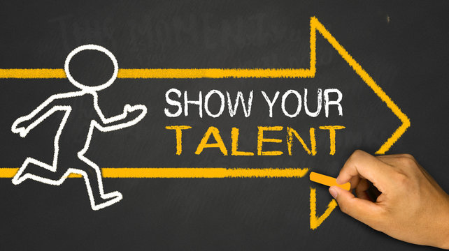 show your talent