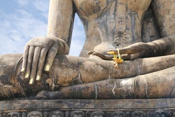 Buddha Image Ruin