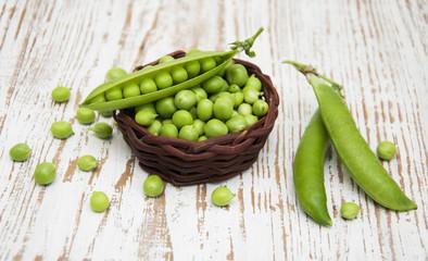 Fresh Garden Peas
