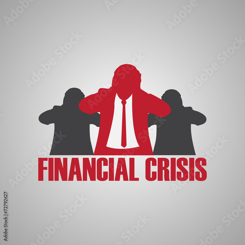 finanical crices The great recession is the name commonly given to the 2008 – 2009 financial crisis that affected millions of americans in the last few months we have seen several major financial institutions be absorbed by other financial institutions, receive government bailouts, or outright crash.