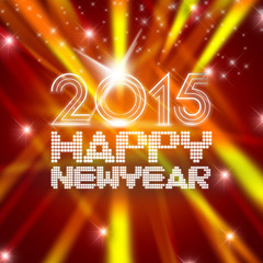 Scintillating New Year 2015