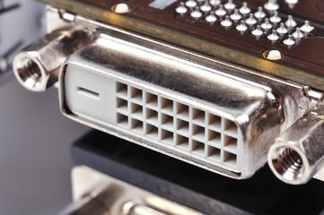 DVI interface