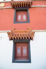 Temple window
