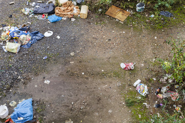 Müll Dreck Schmutz
