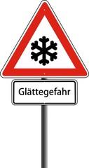 Schild Winter
