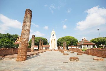 Wat Phra Si Rattana Mahathat, Phitsanulok Thailand