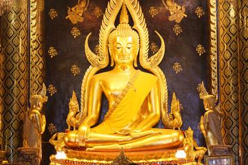 Phra Phuttha Chinnarat, Phitsanulok Thailand