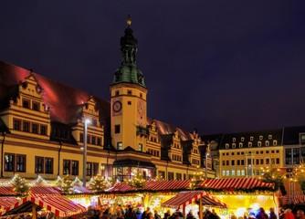 Leipzig Weihnachtsmarkt - Leipzig christmas market 06