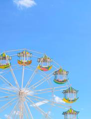 Ferris wheel playground