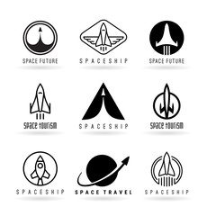 Astronautics. Spaceships (3)