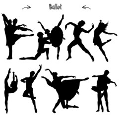 Ballet-ballerina-silhouette
