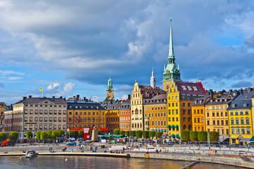 Gamla Stan View, Stockholm, Sweden