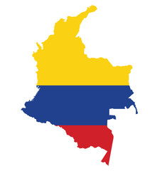 Flag of the Republic of Colombia