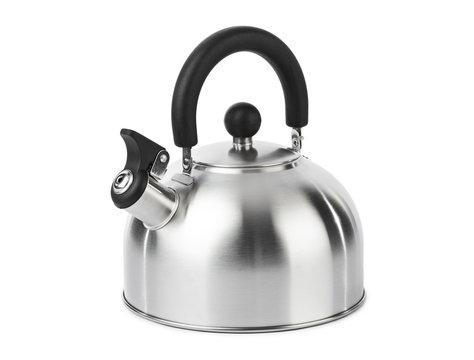 Stovetop whistling kettle