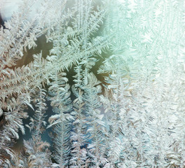 Frozen window