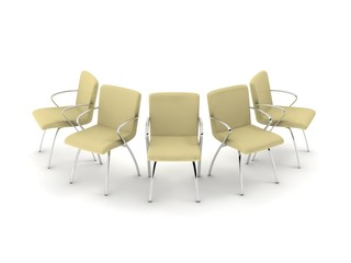 cloth chairs