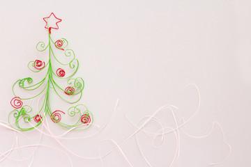 Paper fir tree