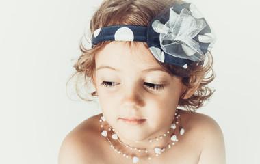 ritratto di una bambina