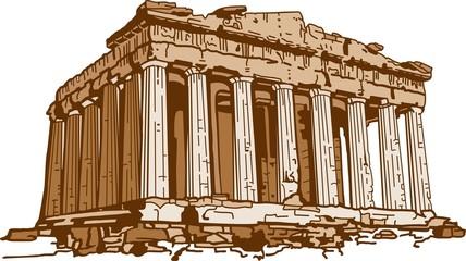 Greece01EG2 Fototapete