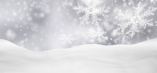 Weihnachtskarte, Weihnachten, Hintergrund, Winter, Silber, Grau