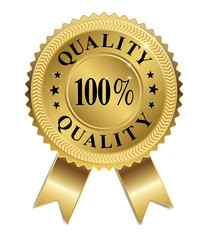 %100 Quality (Gold)