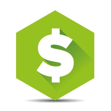 Money icon - dollar sign