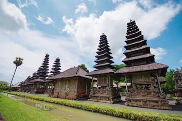 Pura Taman Ayun temple at Bali, Indonesia