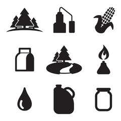 Moonshine Icons