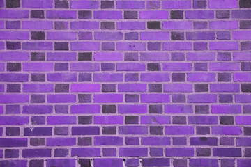 Search photos rough materials for Purple brick wallpaper