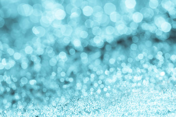 Abstract bokeh lighting background