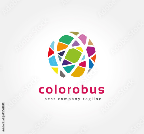 How to Design a Circle Logo that Unifies Your Brand  Looka