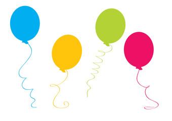 Obraz balony - fototapety do salonu
