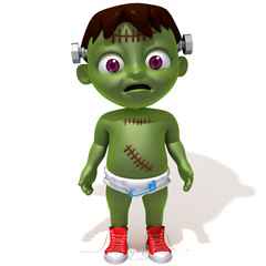 Baby Jake Frankenstein