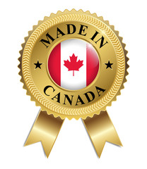 Made in Canada (Gold)