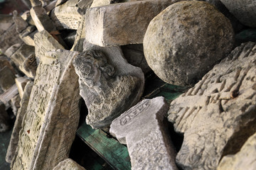 old stone objects archaeology