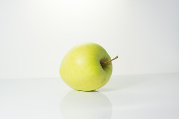 fresh Yellow large Apple