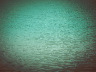 Retro look Water picture