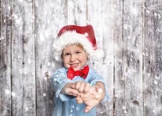 smart little santa