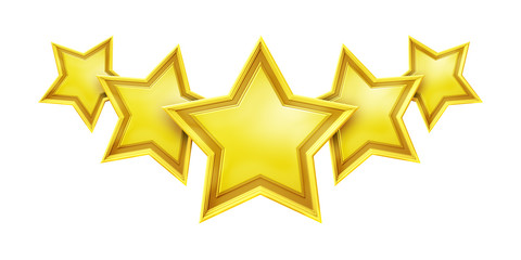 five star rating service
