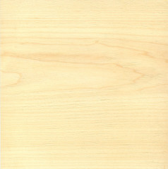 Surface of yellowed wooden plate