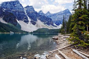 Moraine Lake, Banff National Park, Alberta, Canada