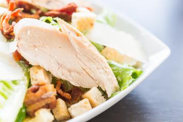 Grilled chicken salad - healthy food