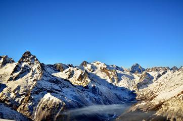 горы 8