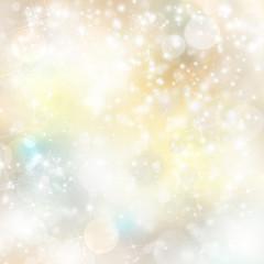 Licht Hintergrund Schnee