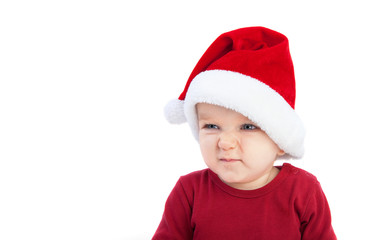 Santa Claus baby