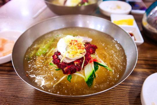한국의 음식이미지
